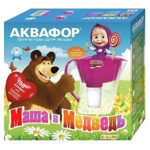 """Аквафор Премиум """"Маша и Медведь"""""""