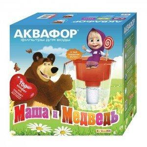 """Аквафор Кантри """"Маша и Медведь"""""""
